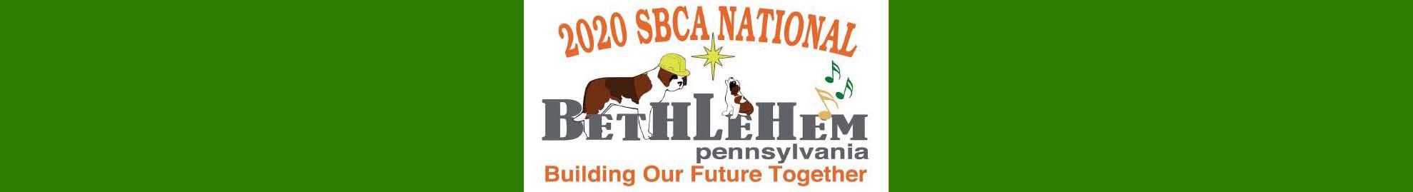 2020 SBCA National Specialty Show Logo